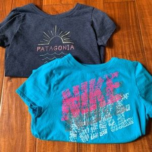Other - Patagonia and Nike shirts